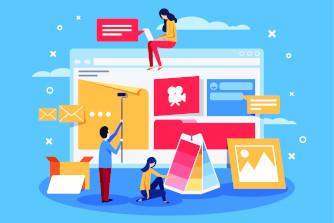 Accompagnement webmarketing btob cas client